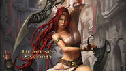Nariko Heavenly Sword Concept