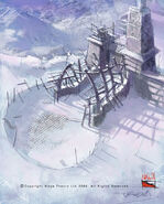 Snowy Fortress 1