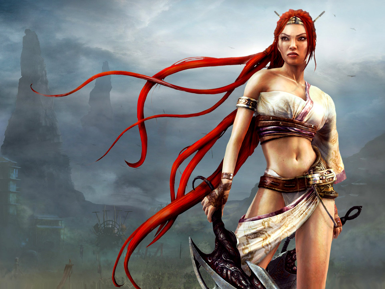 Nariko Heavenly Sword Wiki Fandom