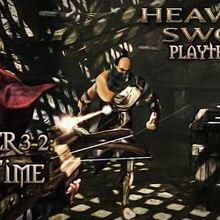 Playtime Heavenly Sword Wiki Fandom