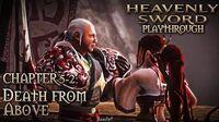Death From Above Heavenly Sword Wiki Fandom