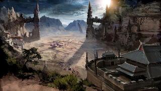 Desert Castle 2