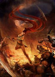 Nariko | Heavenly Sword Wiki | FANDOM powered by Wikia