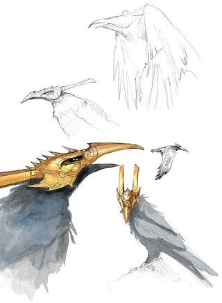 Raven Lord Art 1