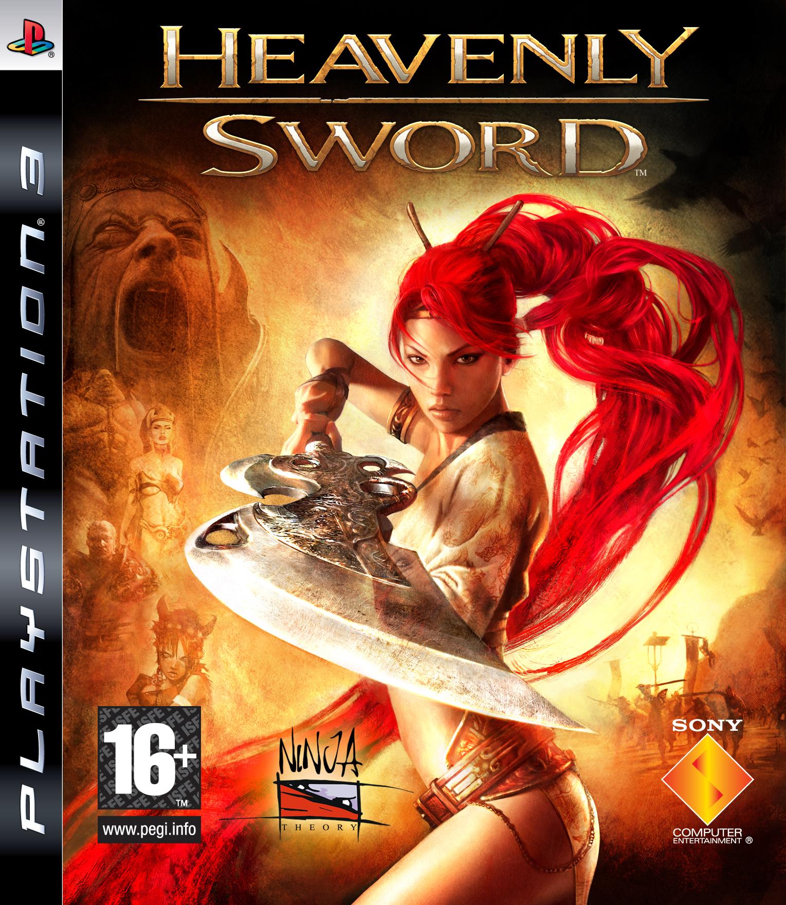 Heavenly Sword Game