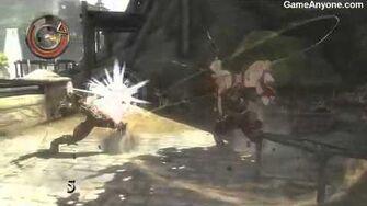 Heavenly Sword Fire Fight
