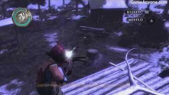 Heavenly Sword - Night Attack