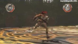 Heavenly Sword - Rolling Thunder