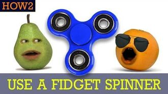 HOW2- How to Use a Fidget Spinner!