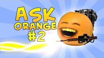 Annoying Orange - Ask Orange -2- Toast Busters!