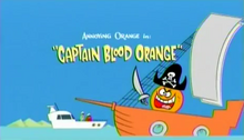 Captain Blood Orange