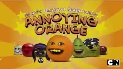 The Annoying Orange (Cartoon Network) Intro