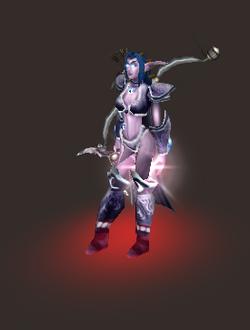 MoonHuntress-model