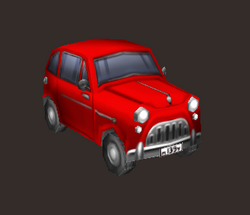 SovietCar-model