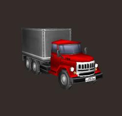 SovietTruck-Model