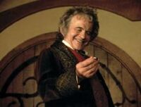 Bilbo Baggins Older