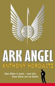 Anthony Horowitz Arkangel Cover