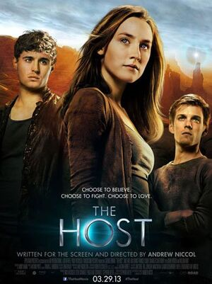 The host poster art a p