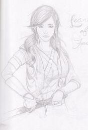 Leanor sketch