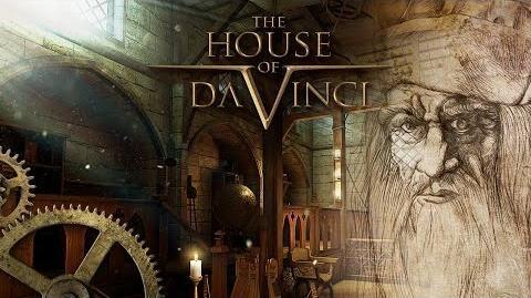 The House of Da Vinci - sneak peak - Kickstarter