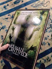 THC Graphic Novel test print