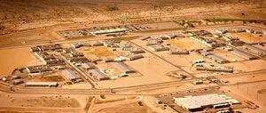 George H W Bush Prison