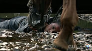 Helios saves Octavia