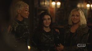 603 Madi with Clarke and Gaia
