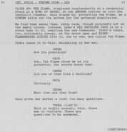 DNR Transcript