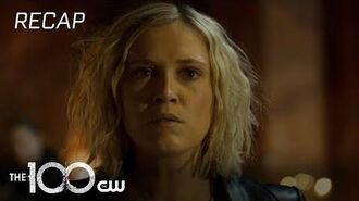 The 100 Inside Blood Giant The CW