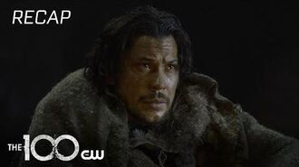 The 100 Inside Etherea The CW
