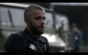 The 100 4x02 - Miller