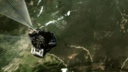 Pilot delinquents dropship