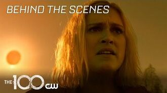 The 100 Inside Red Sun Rising The CW