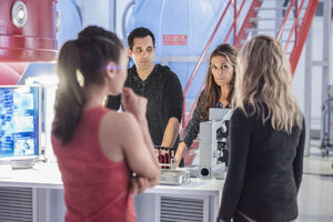 God Complex pic 8 (Raven, Abby, Jackson and Clarke)