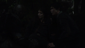 We Are Grounders (Part 2) 061 (Bellamy, Octavia, and Lincoln)