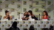 The 100 Comic Con Panel 2014