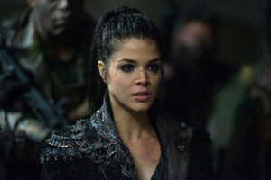 The 100 4x12 The Chosen - Octavia pic 3