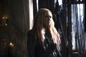 S3 episode 3 - Clarke