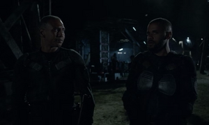 The 100 4x3 The Four Horsemen - Nathan & David