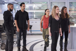 God Complex pic 10 (Raven, Abby, Jackson, Clarke andMiller)