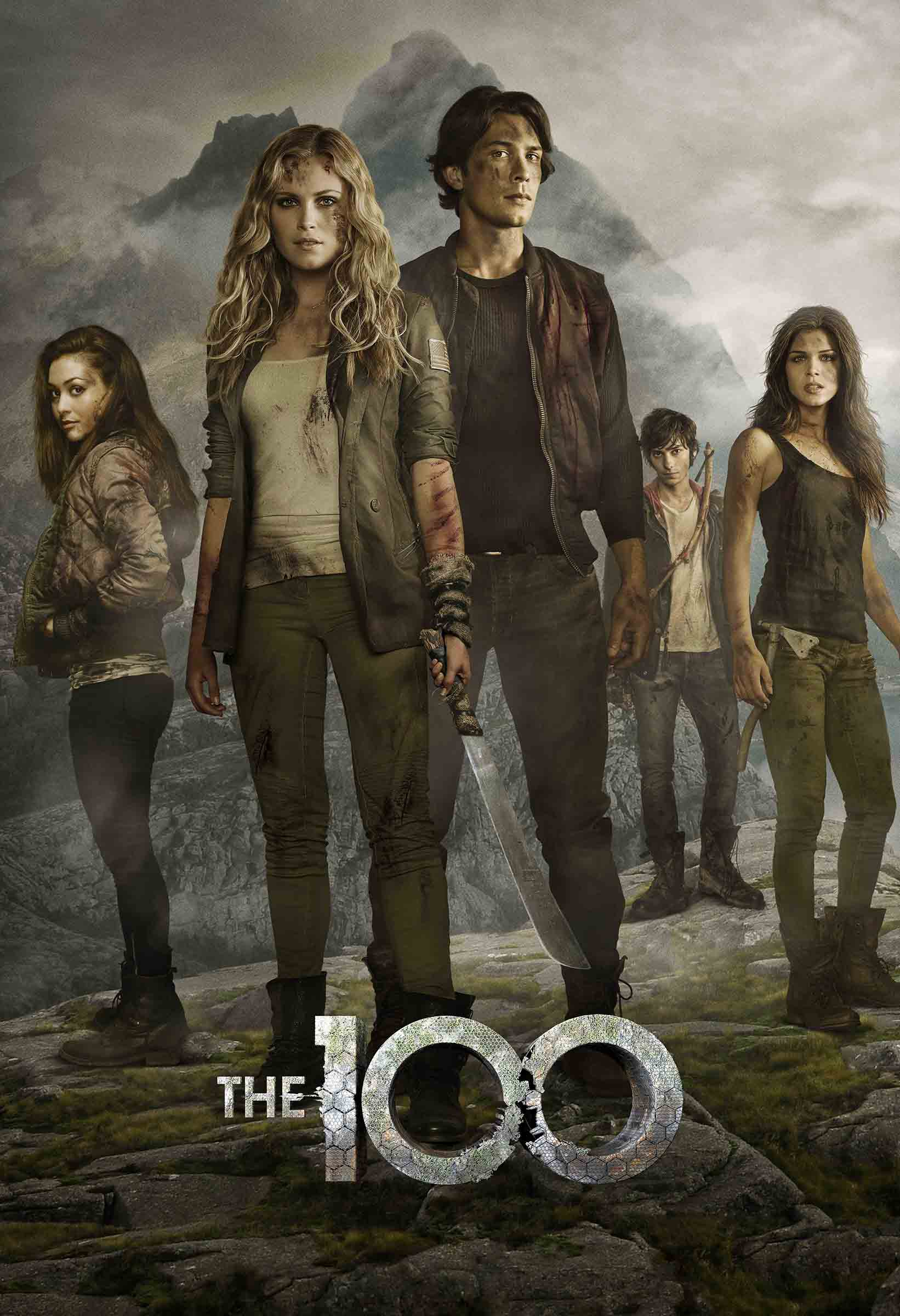 Image The 100 Sdcc Promo Jpg The 100 Wiki Fandom