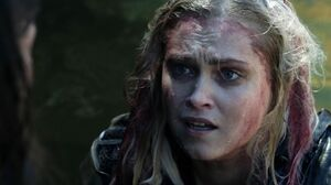 The100 S3 Wanheda Part 2 Clarke 2