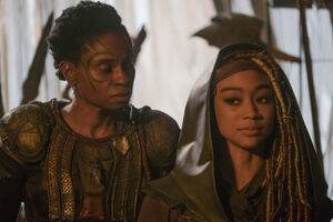 The 100 - DNR pic 11 - Indra & Gaia