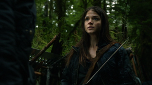 We Are Grounders (Part 2) 016 (Octavia)