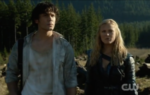 Bellamy and Clarke (Blood Must Have Blood, Part 2)