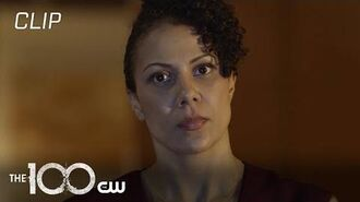 The 100 Season 7 Episode 8 Code Word Anaconda Scene The CW
