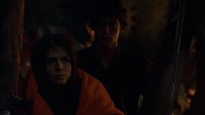 Day Trip 082 (Octavia and Bellamy)