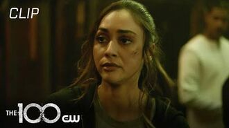 The 100 Season 7 Episode 14 A Way Out Scene The CW