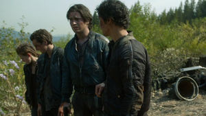 Many Happy Returns 022 (Bellamy, Finn, Murphy, and Monroe)